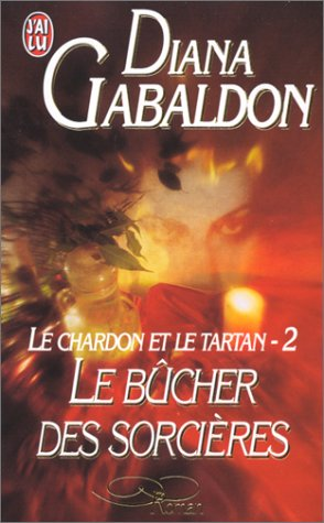 Le Chardon et le Tartan, Tome 2 : Le bûcher des sorcières