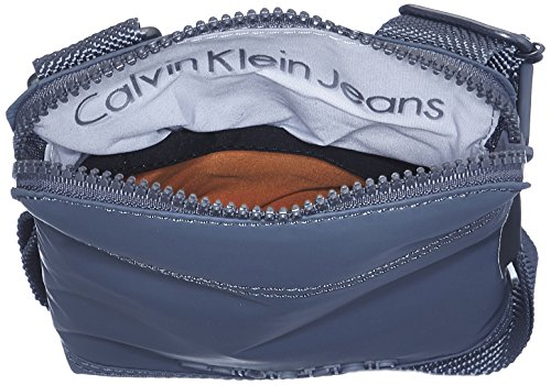 Calvin Klein Metro Mini Flat Crossover, Borse Uomo CASTLEROCK