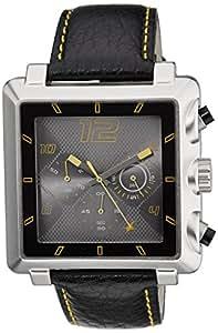 Fastrack Chronograph Grey Dial Men's Watch-3111SL03