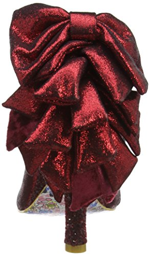 Irregular Choice Love Means, Escarpins femme Rouge - Rouge