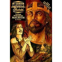 Macbeth, Engl. ed. (Classics Illustrated)