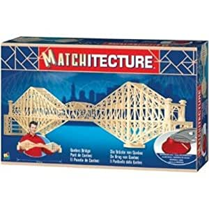 matchitecture 6620 jeu de construction qu bec bridge pont de qu bec jeux et. Black Bedroom Furniture Sets. Home Design Ideas