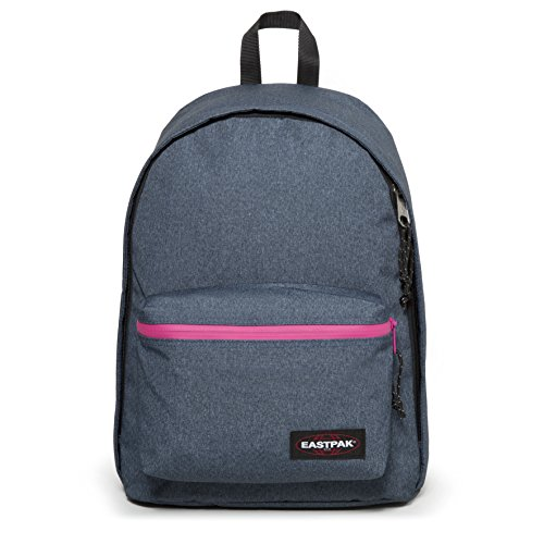 Eastpak Out Of Office Mochila, 44 ​​cm, 27 litros, Azul (Frosted Navy)