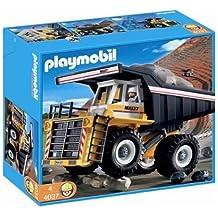 Playmobil 626087 - Construcción Mega Camión Volq