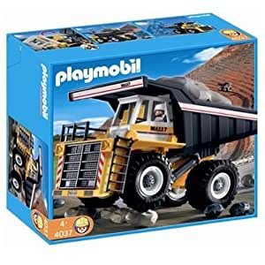 Playmobil 4037 jeu de construction tombereau g ant jeux et - Playmobil geant a vendre ...