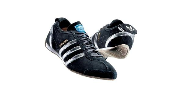 adidas Schuh Frauen Silverstreak, schwarzsilber: