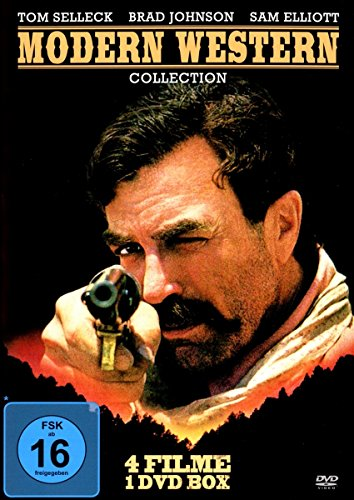 Modern Western Collection (4 Filme-Uncut-Edition)