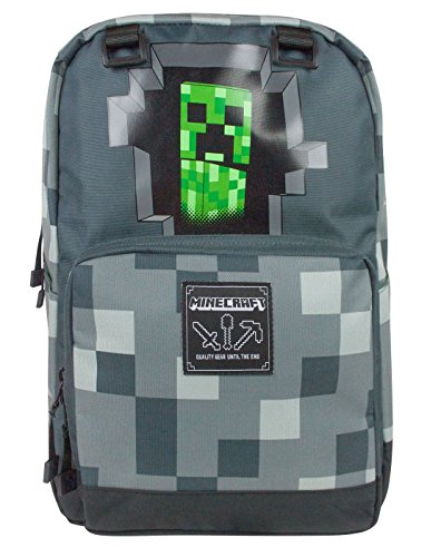 *Minecraft Creeper Inside Backpack Achat