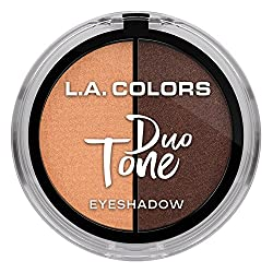 L.A. Colors Duo Tone Eyeshadow, Superstar, 4.5g