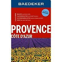 Baedeker Reiseführer Provence, Côte d'Azur: mit GROSSER REISEKARTE