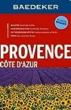 Baedeker Reiseführer Provence, Côte d'Azur: mit GROSSER REISEKARTE - Dr. Bernhard Abend