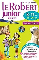 Dictionnaire Le Robert Junior illustré (Relié)