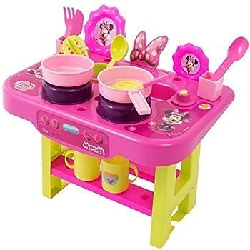 Minnie Mouse Kitchen: Amazon.co.uk: Toys & Games
