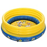 Aufblasbares Schwimmbad Paddel Pool Kinder Erwachsene Badewanne Mehrzweck Hause spielen Pool 150 * 50 cm