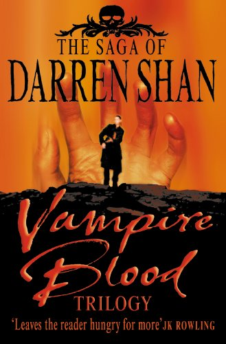 Vampire Blood Trilogy: Books 1 - 3 Cover Image