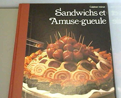 Sandwichs et amuse-gueule