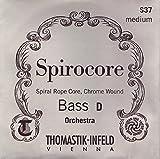 Cordes Thomastik Contrebasse Spirocore Noyau spirale Accord solo. 1/2; E