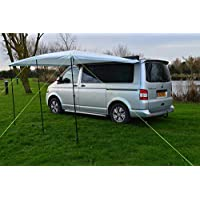 UKB4C Universal Campervan Awning/Sun Canopy Sunshade Motorhome Van 22