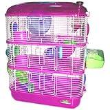 Wind 48070jaula Happy Hamster 3