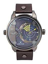 Daniel Klein Analog Blue Dial Mens Watch - DK11114-2