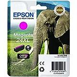Epson 24XL Series Elephant Ink Cartridge - Magenta