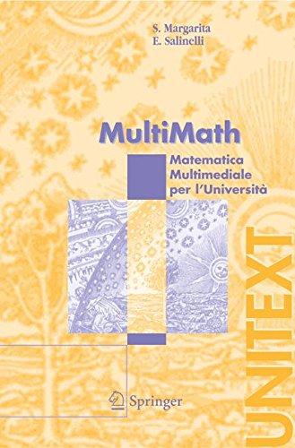 Multimath. Matematica multimediale per l'università. Con CD-ROM
