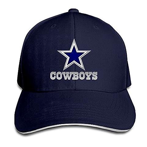 Huseki Hotgirl4 Adult Cowboys Dallas Reversed Baseball Hat Black Navy (Dallas Cowboys Hard Hat)