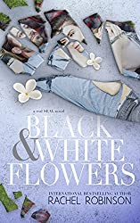 Black and White Flowers (English Edition)