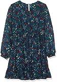 Pepe Jeans Eva Pg951244 Vestito, Multicolore (Multi Bleu 0aa), 16-17 (Taglia Produttore: 176/16 Anni) Bambina