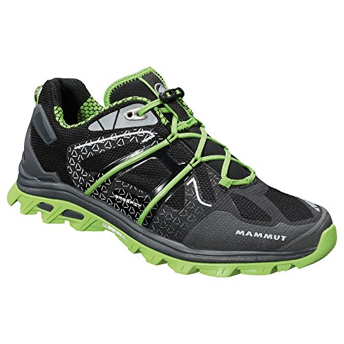 Raichle / Mammut MTR 141 Base Low GTX Men black/d'spring