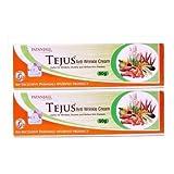 Patañjali Tejus–crema antiarrugas (100G)