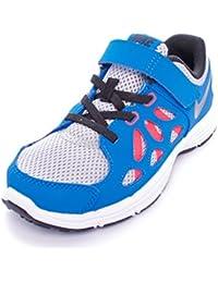 Nike Running Kids Fusion Run 2 Lpb Gry/Blk 29m