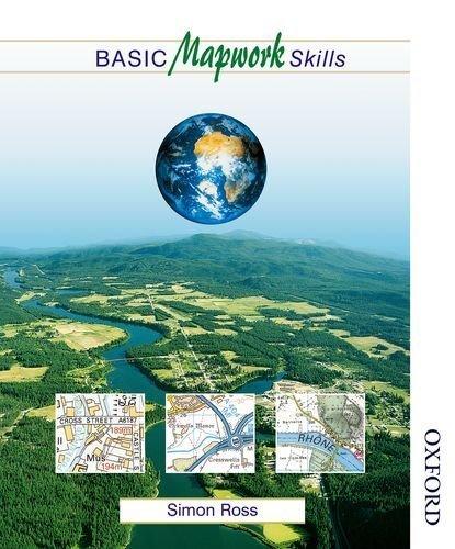Basic Mapwork Skills New edition by Ross, Simon (2014) Spiral-bound