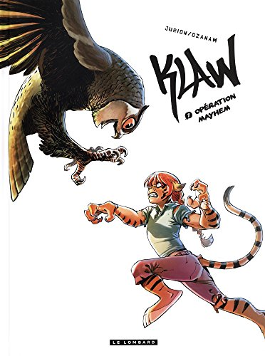 Klaw (7) : Opération Mayhem