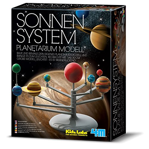 4M 68399 68399-Sonnensystem Planetarium Modell