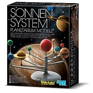 Kidz Labs - Sistema Solar de planetario (4 m)