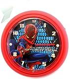 Spiderman Wall Clock Approx 24.5cm