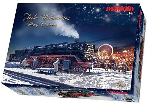 Märklin 37899 - Weihnachts - Dampflok BR 50 DB, Fahrzeug - 2