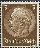 Prophila Collection Deutsches Reich 482 1933 Hindenburg (Briefmarken für Sammler)