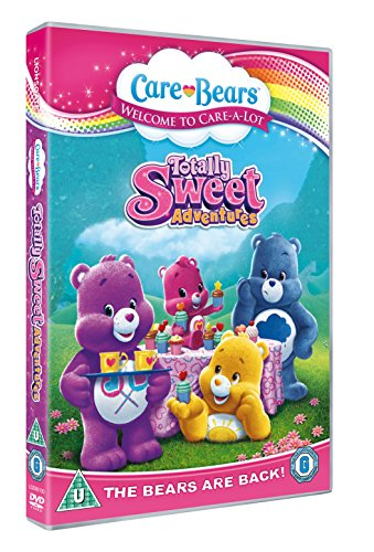 Image of The Care Bears: Totally Sweet Adventure [DVD]