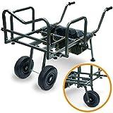 Karpfenangeln Schubkarre mit Aufbewahrungstasche Doppel- oder einzelrad wagen Dynamic