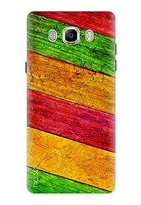 Noise Designer Printed Case / Cover for Samsung Galaxy J5 (2016) / Patterns & Ethnic / Stripes Design