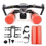 Landing Skid Float Kit für DJI Mavic Pro/Platinum Drone Landung auf Wasser Teile Float Höhe Schützen Gear Kit