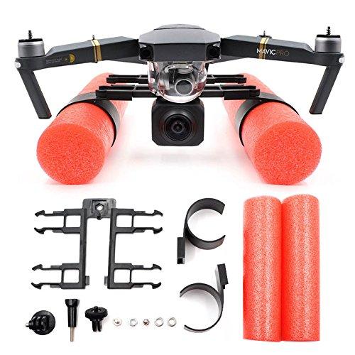 Aubess Landing Skid Float Kit für DJI Mavic Pro / Platinum Drone Landung auf Wasser Teile