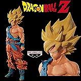 Banpresto 34406-Figurine Goku de Dragon Ball Z