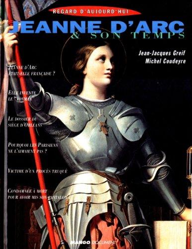 Jeanne d'Arc et son temps