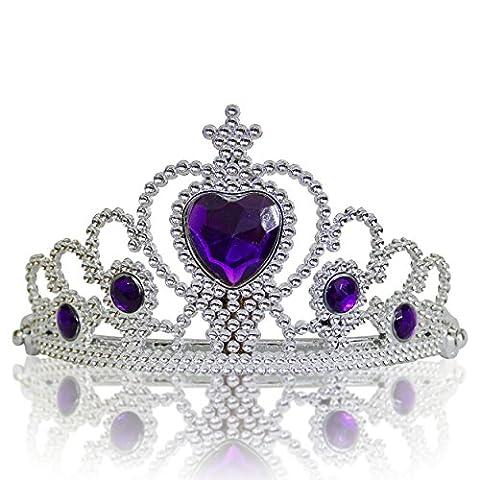Katara 1682-03 - Mädchen Prinzessin Diadem,