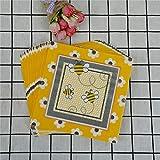 TicMick 6/20 Pz/Pacco Rosa Floreale Fiore Fenicottero Tovaglioli di Carta Tovaglioli di Stoffa Decoupage Decorazione Forniture per Feste,Ape