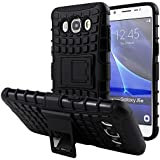 KICKSTAND ARMOR HYBRID BACK COVER CASE FOR SAMSUNG GALAXY J1 4G