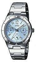 Reloj de mujer CASIO Quarz LTP-2069D-2A2VEF de cuarzo, correa de acero inoxidable de Casio